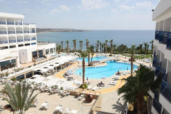 Ascos Coral Beach Hotel
