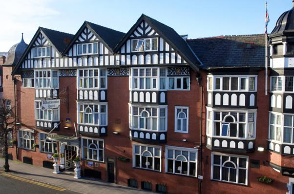 2 Nights for the Price of 1 at the BEST WESTERN Chester Westminster Image