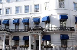 London Elizabeth Hotel Image