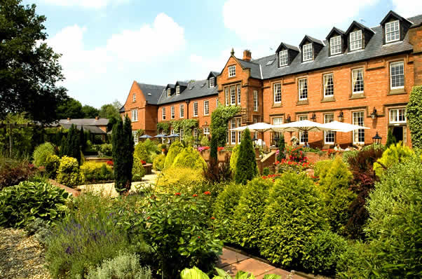 2 Nights for the Price of 1 at Nunsmere Hall Hotel Image
