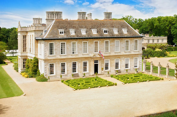 Stapleford Park Country House Hotel Image