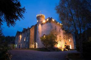 2 Nights for the Price of 1 at Tulloch Castle Image