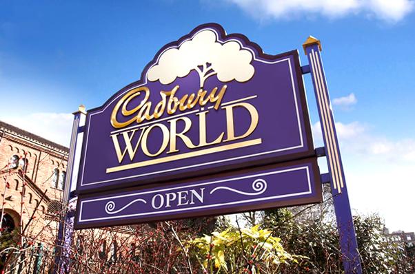 Cadbury World Family Retreat