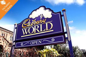 Cadbury World Family Retreat Image