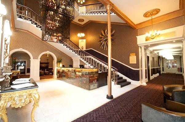 Hallmark Hotel The Queen, Chester