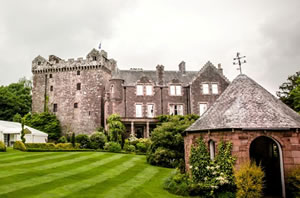 2 Nights for the Price of 1 at Comlongon Castle Image