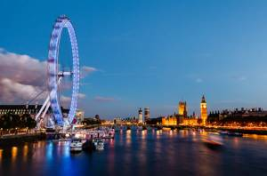 London Eye and River Cruise Break Image