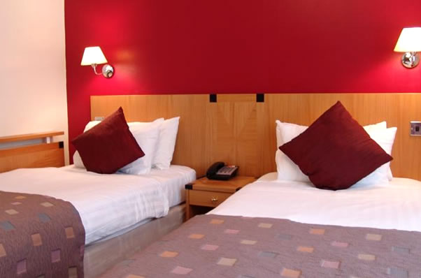 2 Nights for the Price of 1 at BEST WESTERN Cutlers Hotel Image