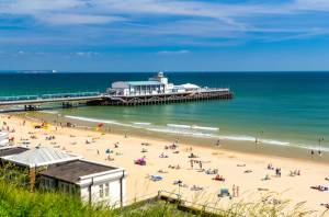 2 Nights for Price of 1 at Hallmark Hotel Bournemouth East Cliff Image