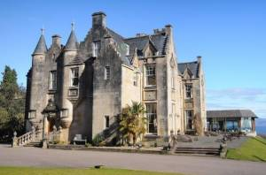 2 Nights for the Price of 1 at the Stonefield Castle Hotel Image