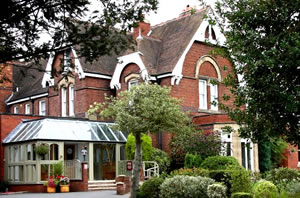 2 Nights for the Price of 1 at Hallmark Hotel Stourport Manor Image