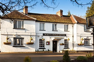 2 Nights for the Price of 1 at The White Horse Image