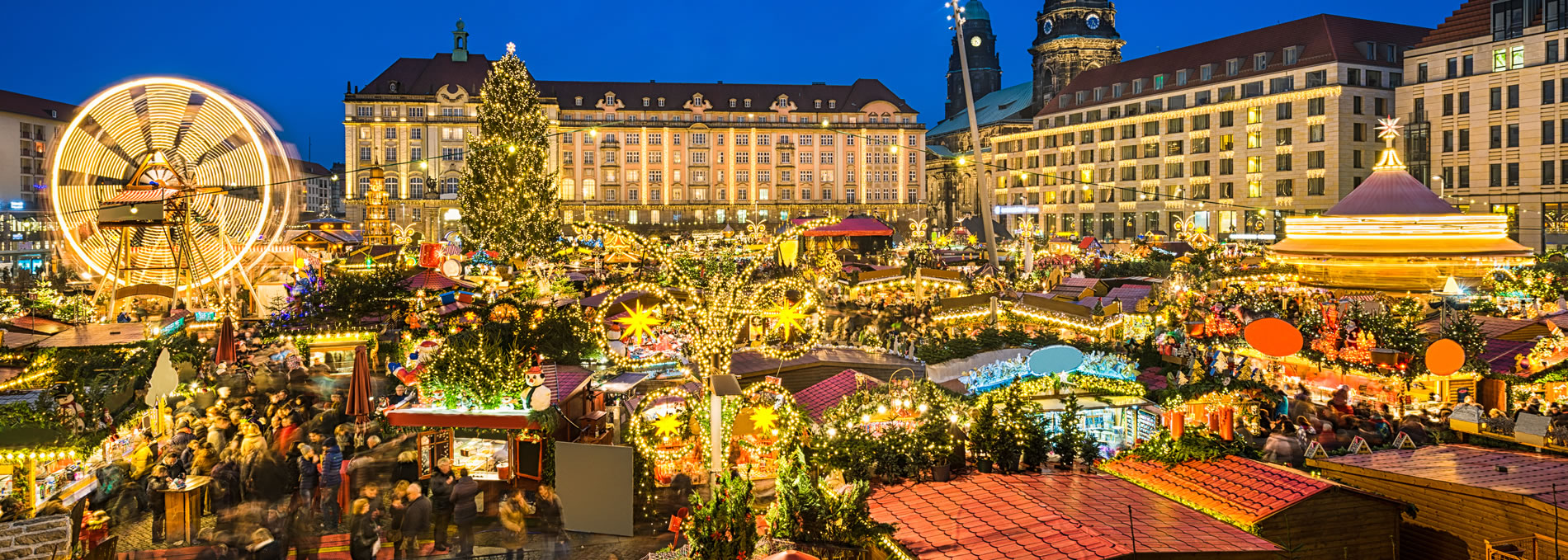 Christmas Market Hotel Offers & Holiday Deals
